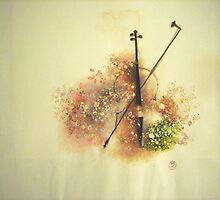 serenade  * special order prints: tokikoandersonart@gmail.com by TokikoAnderson