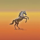 "I-phone case ""Horse with no Name"" by scatharis"