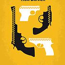 No087 My Taxi Driver minimal movie poster by Chungkong