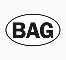 BAG - Oval Identity Sign by Ovals