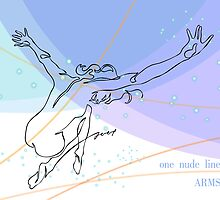 one line swing arms by jatujeep