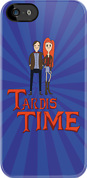 Tardis Time by Rosemary  Scott - Redrockit