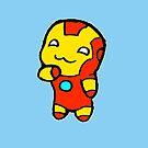 Baby Iron man by missbrodrick