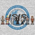 8-Bit Archer- ISIS Team by inesbot