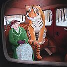 Once upon a time in a taxi. by vickymount