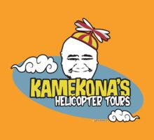 Kamekona's Helicopter Tours from Hawaii 5-0 S3  by Sharknose