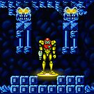 Super Metroid Elevator by likelikes