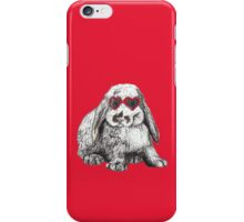 Lolita Bunny iPhone Case/Skin