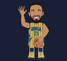NBAToon of Greivis Vasquez, player of New Orleans Hornets by D4RK0