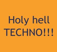Holy Hell Techno by Karol Choinski