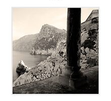 A View of the Coastline from St. Peter Church by MassimoConti