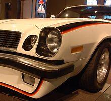 Cannonball - 1976 Camaro by John Schneider