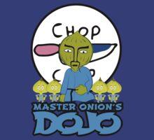Chop Chop Master Onion's Dojo by JamieIII