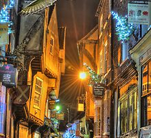 Diagon Alley - Harry Potter by karlwilsonphoto