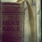 Leather Holy Bible by ArtofOrdinary