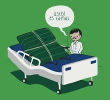Usted es Tamal by Andres Colmenares