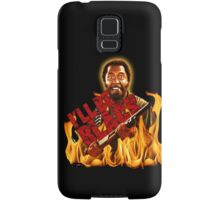 I'll Be Black! Samsung Galaxy Case/Skin