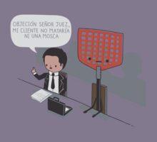 No mataría una mosca by Andres Colmenares