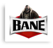 Brawny Bane Canvas Print