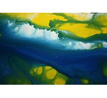 River Emerging Photographic Print