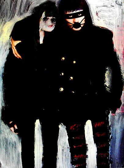 modern couple by Loui  Jover