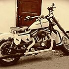 Vintage Harley by Vinchenso