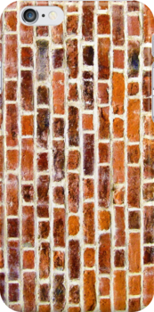 Redbrick Wall by Tim Topping
