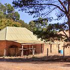 Blackwood Barn, Bridgetown, Western Australia by Elaine Teague