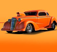 1936 Chevy Coupe Pro Mod w/o ID by DaveKoontz