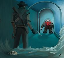 Bioshock Redemption by mattessom