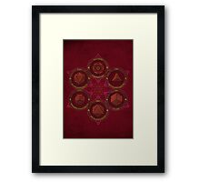 Sacred Geometry Framed Print