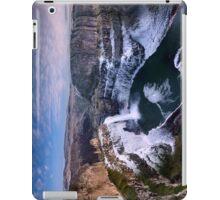 Winter at Palouse Falls iPad Case/Skin
