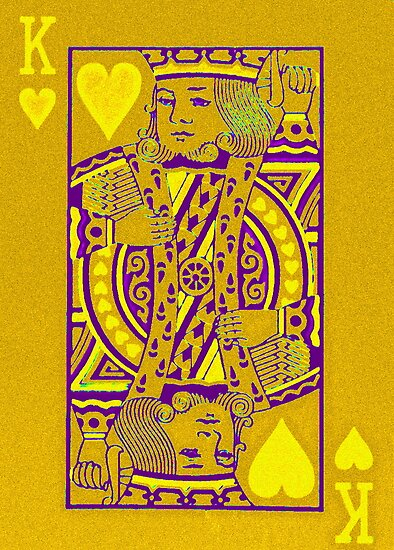 King of Hearts by ©The Creative  Minds