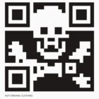 QR Code - Pirate flag by wiscan