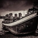 Olden times on the Thames by RunnyCustard