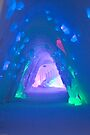 Ice Hotel - Ylläs, Lapland by Tim Topping