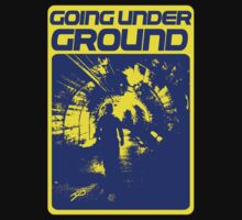 Under Ground by Robin Brown