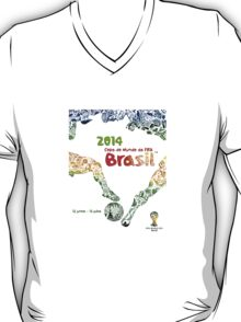 World Cup Brazil 2014 #1 T-Shirt