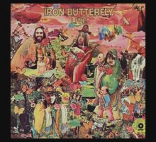 Iron Butterfly, Live by mirjenmom