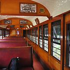Kuranda Scenic train by sarbi