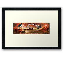 Viper Squadron Framed Print