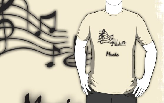 Musical Staff Design by tychilcote