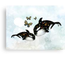 Ocean of Love Canvas Print