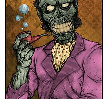 Mr. Zombie  by crazymutha