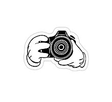 Mickey Mouse SLR Photographic Print