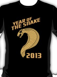Year of the Snake (Escaped Version) T-Shirt