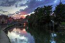 Fye Bridge, Norwich by Ursula Rodgers