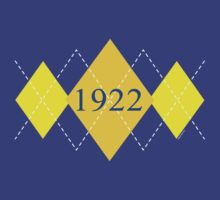 Abstraq Inc: 1922 Argyle (gold) by Abstraq