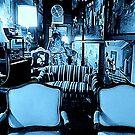 Blue Room by David Schroeder