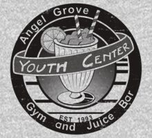 Angel Grove Gym and Juice by WUVWA